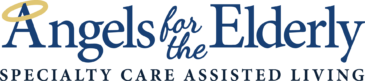 Angels for the Elderly specialty care assisted living logo