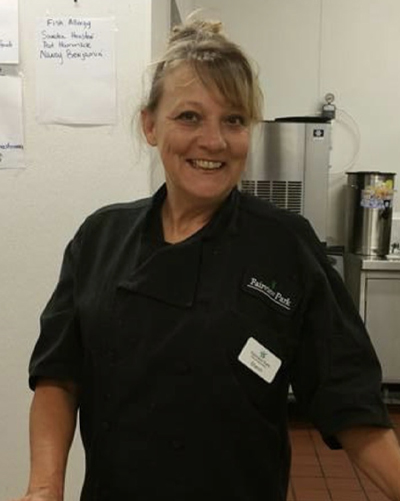 Fairview Park   Sharon, Associate of the Month