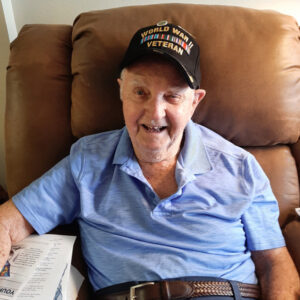 Lake Howard Heights   Jim, Resident of the Month