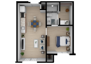Legacy Reserve at Fairview | One Bedroom