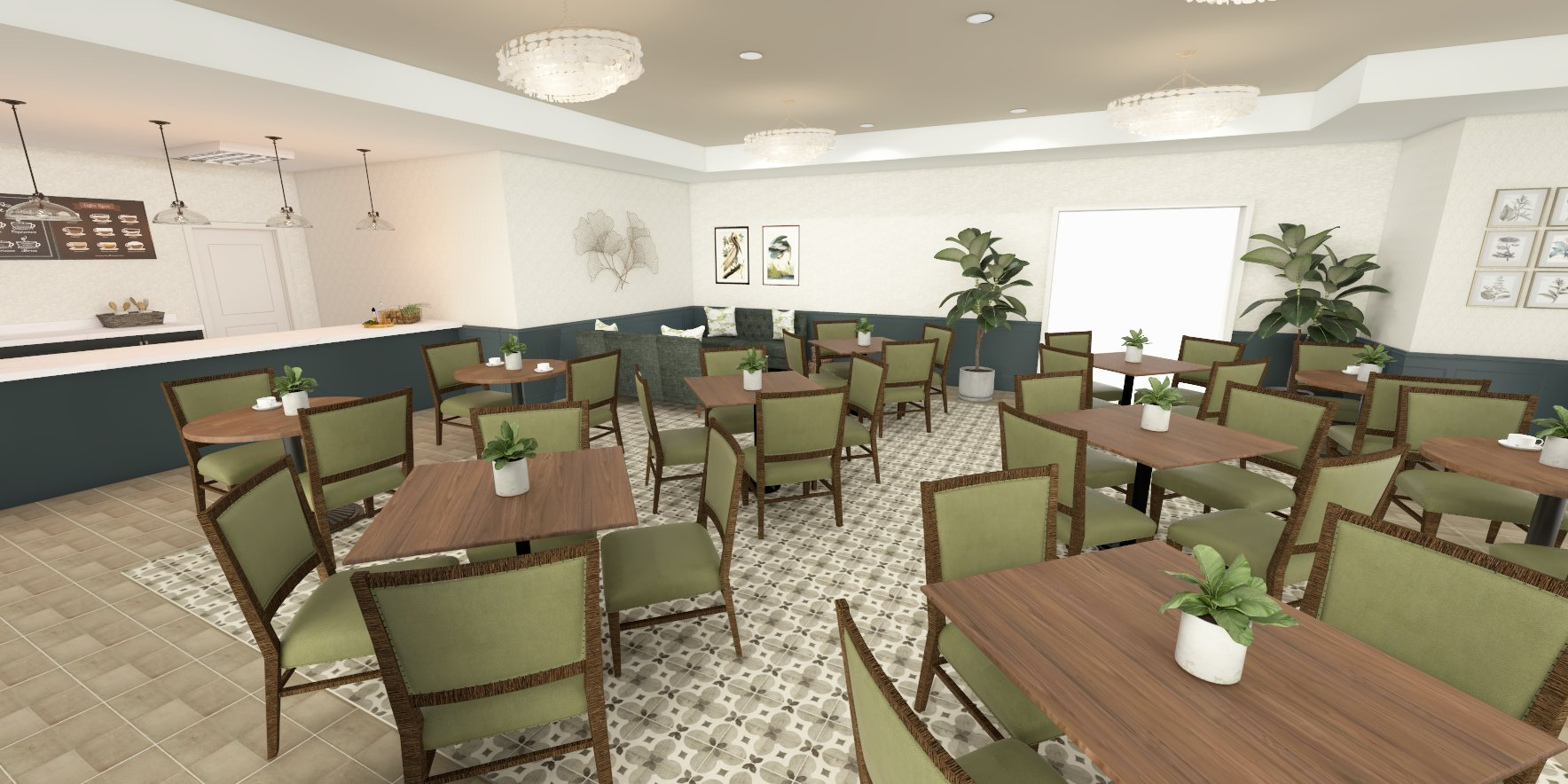 Legacy Reserve at Fairview | Bistro