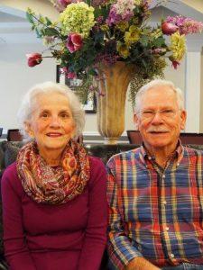 Legacy Reserve Fritz Farm Senior couple Lexington Kentucky