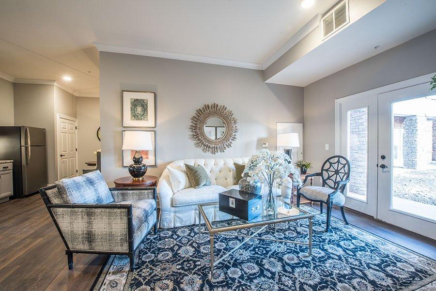 Legacy Reserve at Fritz Farm | Living Room