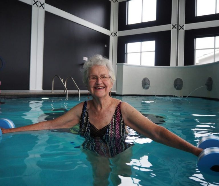 Legacy Reserve at Old Town | Indoor Pool