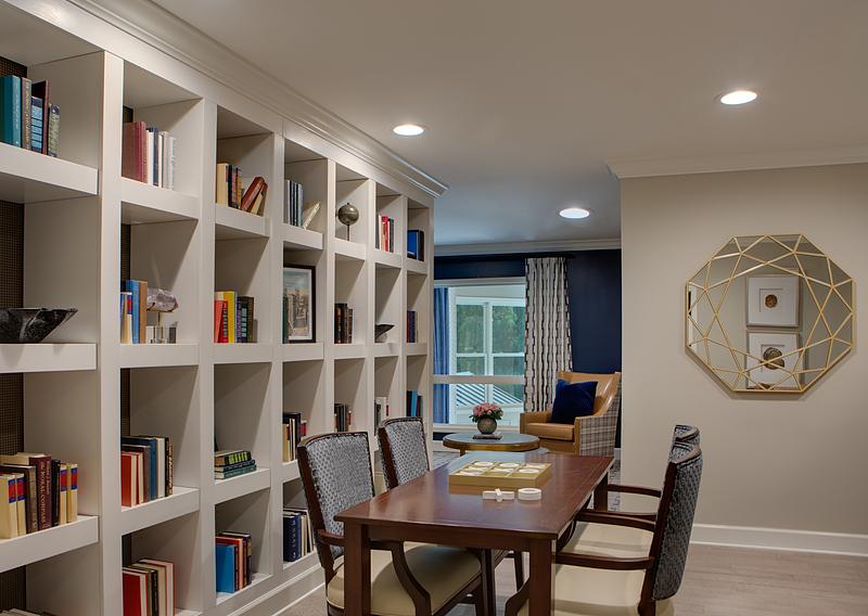Legacy Ridge at Alpharetta | Library