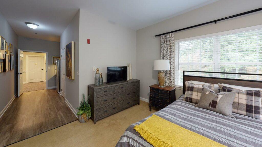 Legacy Ridge at Alpharetta | Bedroom