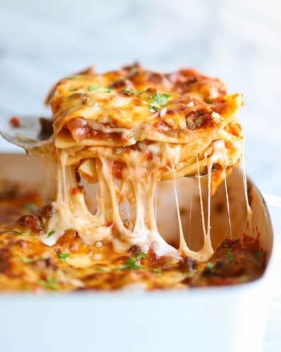 Legacy Ridge at Alpharetta   Cici's Lasagna, Residents Recipes