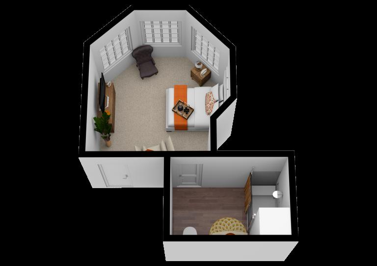 Legacy Ridge at Buckhead | Grand One Bedroom