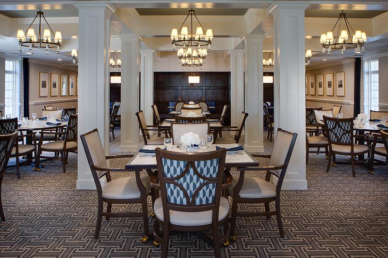 Legacy Ridge at Buckhead | Dining Room