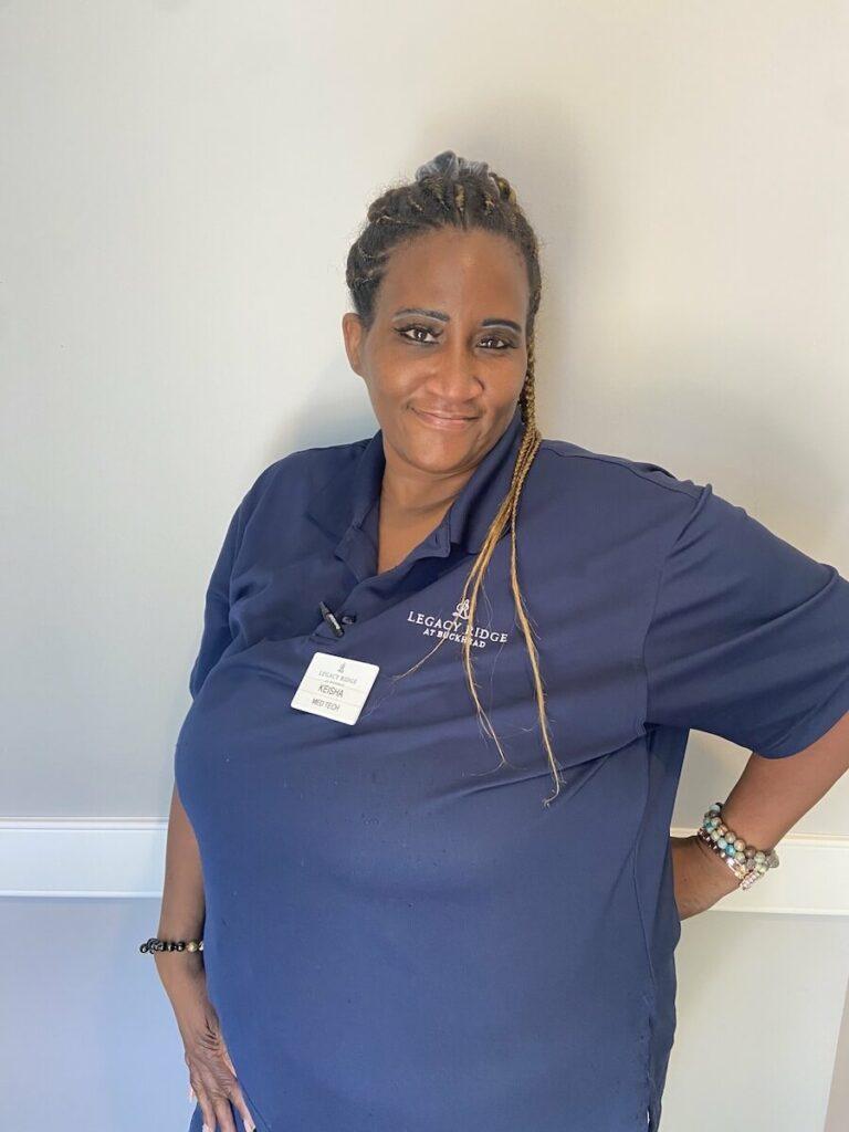 Legacy Ridge at Buckhead | Keisha, Associate of the Month