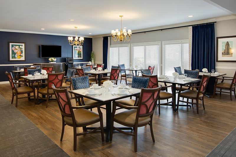 Legacy Ridge at Marietta   Dining Room