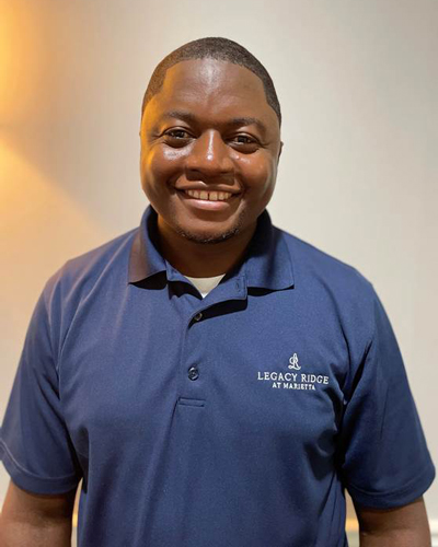 Legacy Ridge at Marietta | Oliver, Associate of the Month