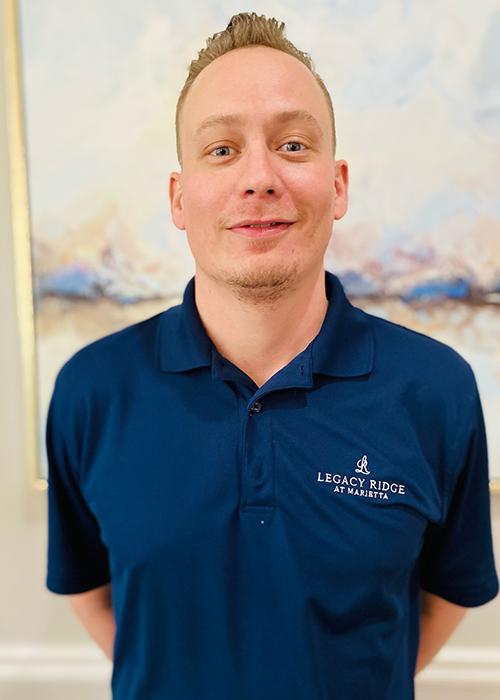 Legacy Ridge at Marietta | Jamison Alsup, Maintenance Director
