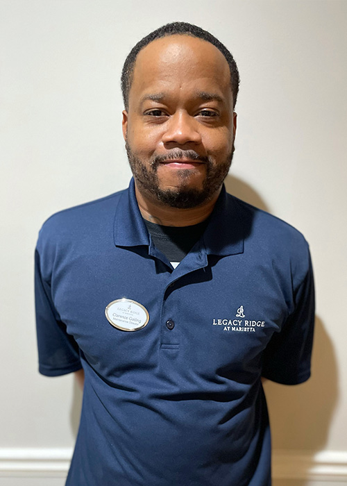 Legacy Ridge at Marietta | Clarence Gatling, Maintenance Director