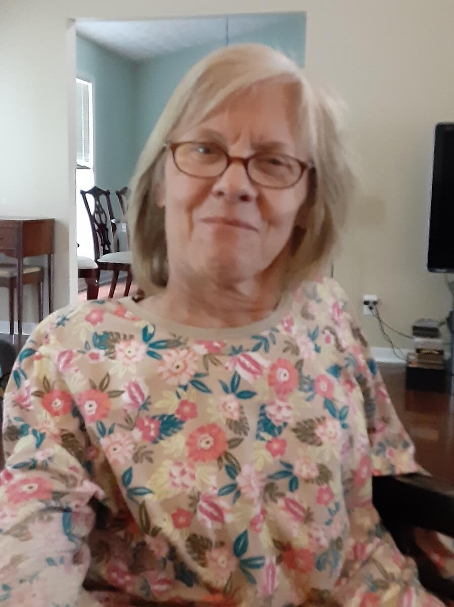 Legacy Ridge at Marietta   Peg, Resident of the month October 2021