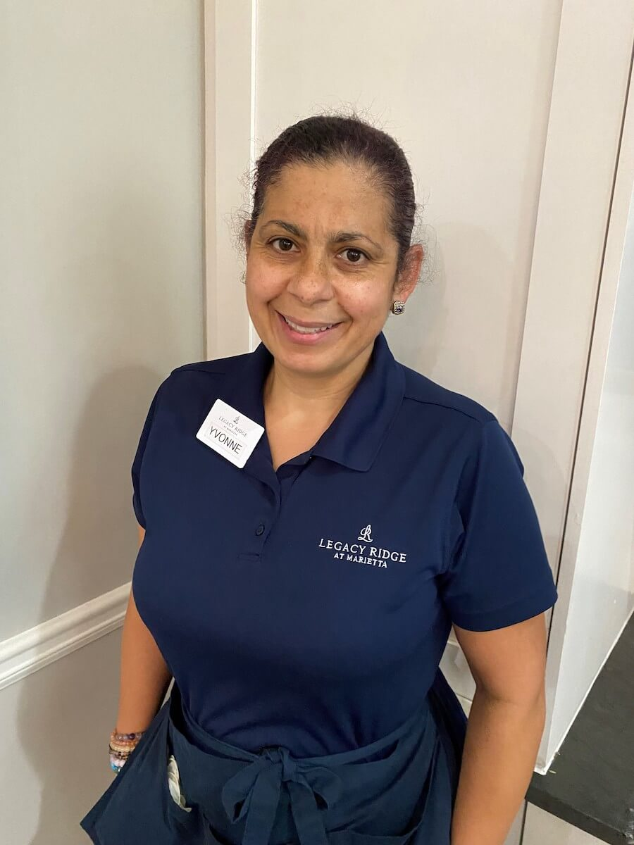 Legacy Ridge at Marietta | Yvonne, Associate of the month October2021