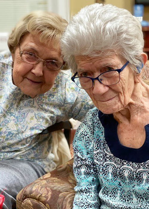 Legacy Ridge at Neese Road | Residents Jackie and Jean