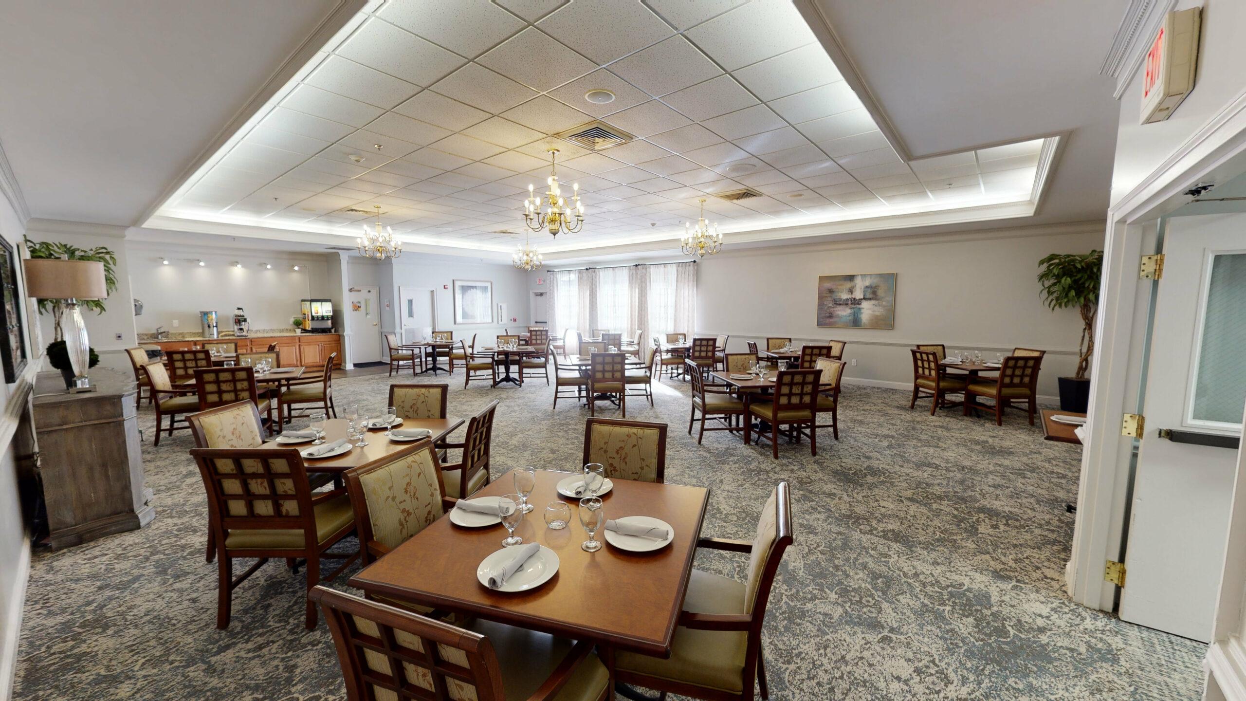 Legacy Ridge at Sweetwater Creek | Dining Room