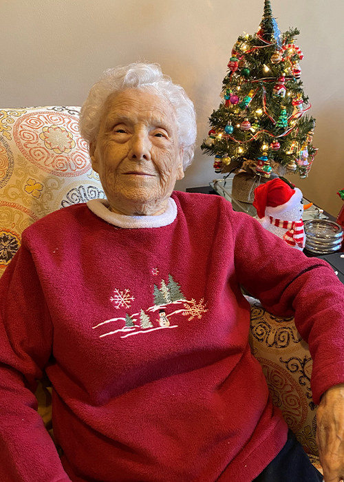 Legacy Ridge at Trussville | Pauline, resident of the month