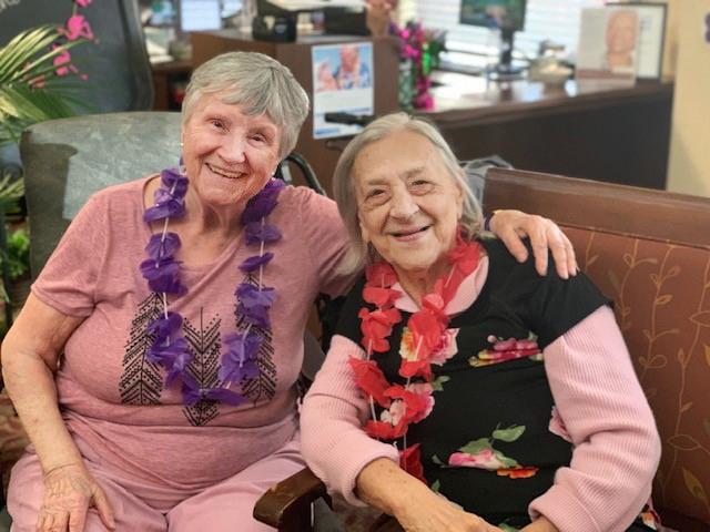 Atlas Senior Living | Happy residents