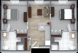 Legacy at Savannah Quarters | Two Bedroom