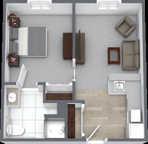 Legacy at Savannah Quarters | One Bedroom