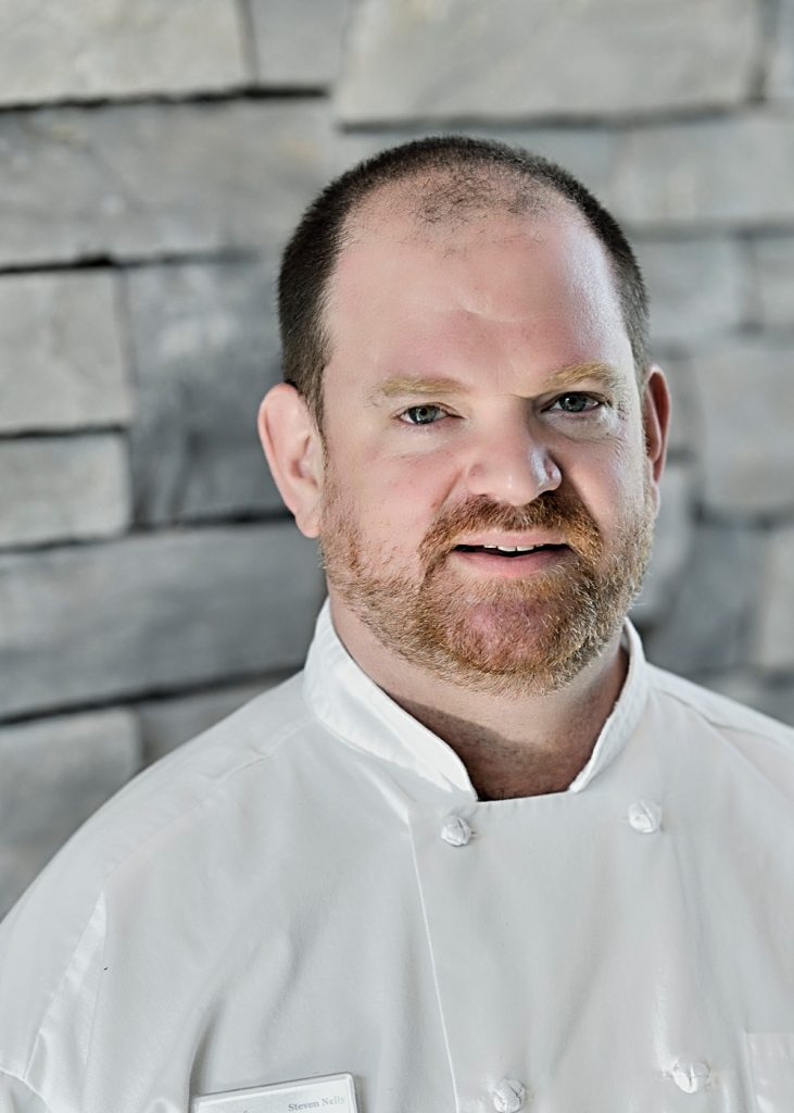 Steven Executive Chef of Legacy at Savannah Quarters Senior Living in Pooler, GA