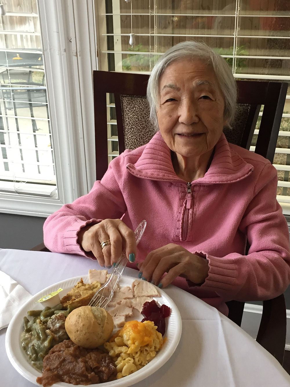 Chef-inspired dining at Madison Heights memory care in Evans, GA