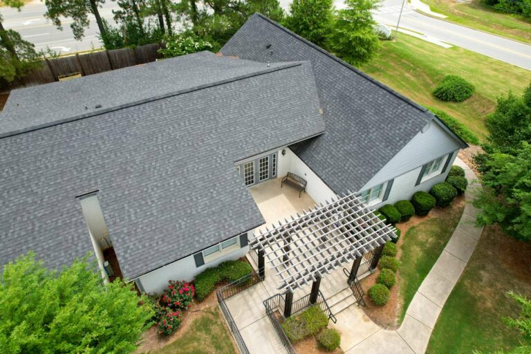 Madison Heights Evans | Aerial view