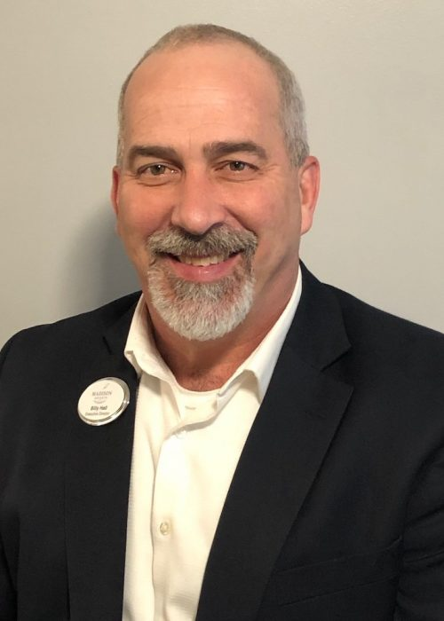 Madison Heights Evans | Billy Hall, Executive Director