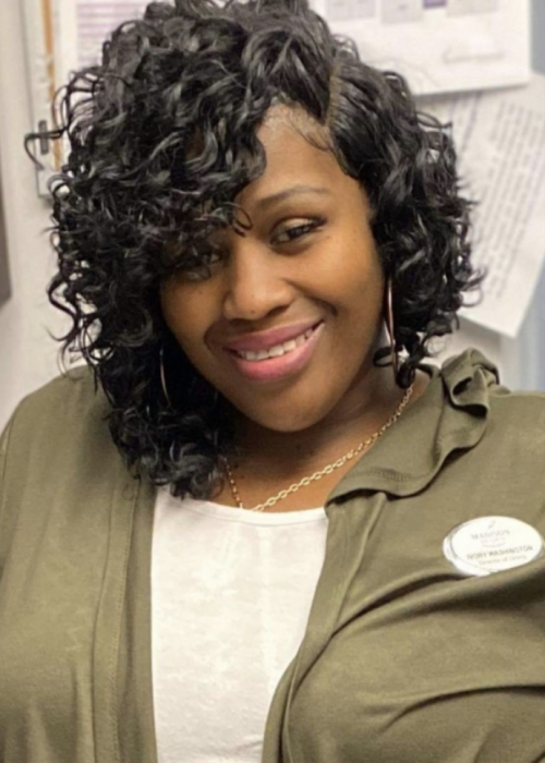 Madison Heights Evans | Ivory Washington, Dining Service Director