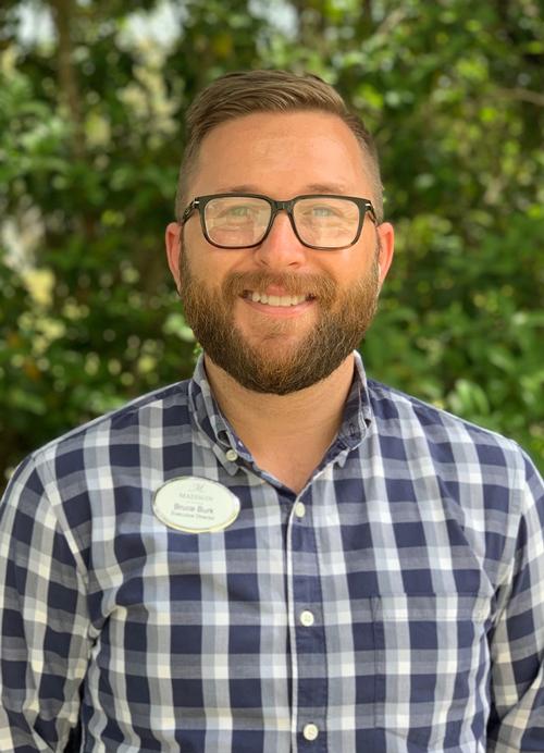 Madison at Oviedo | Bruce Burke, Executive Director