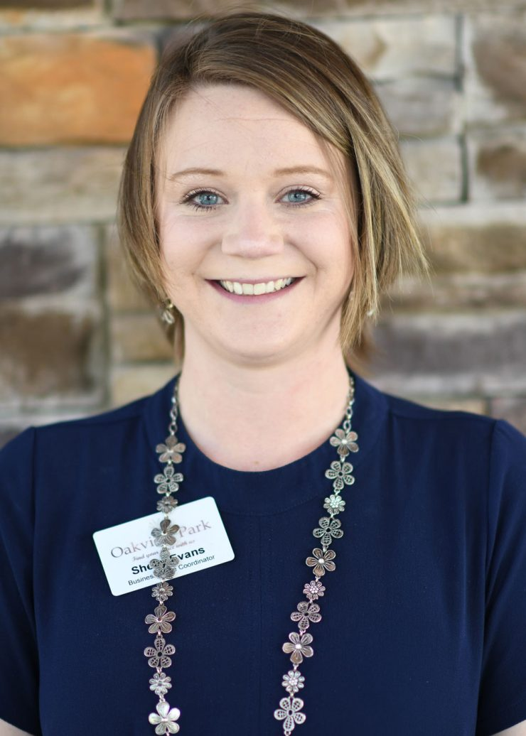 Oakview Park | Shelly, Executive Director