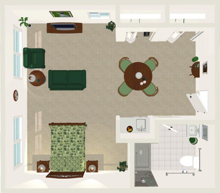 Spring Park | Floorplan B