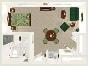 Spring Park   Floorplan D