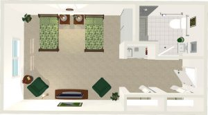 Spring Park   Floorplan E