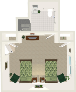 Spring Park   Floorplan A