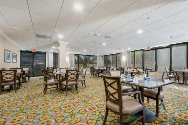 The Atrium at Boca Raton   Dining Hall