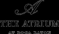 The Atrium at Boca Raton | Logo