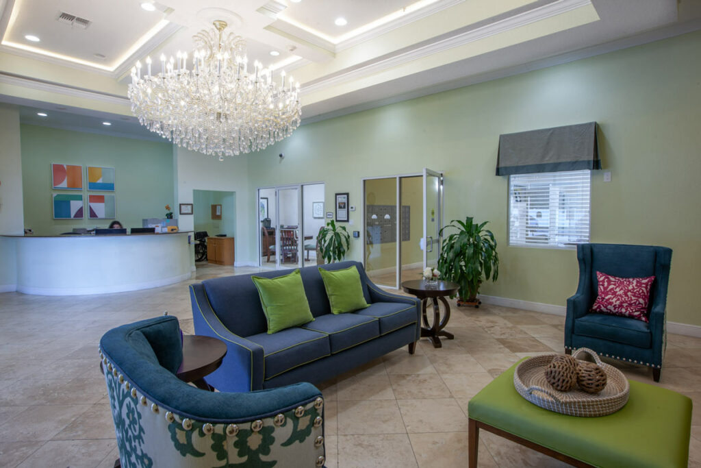 The Goldton at St. Petersburg | Lobby