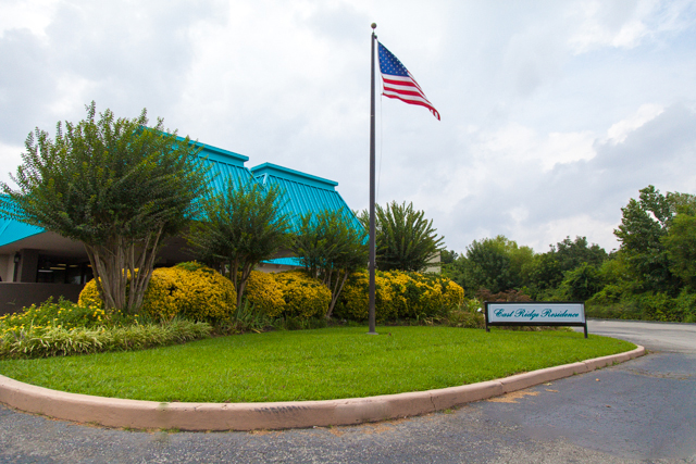 East Ridge Residence