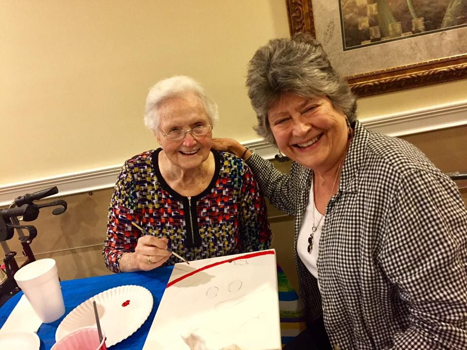 angels for the elderly in Montgomery Alabama