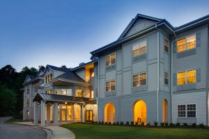 Legacy Ridge at Alpharetta | Front Entrance