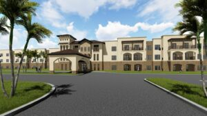 Legacy Reserve Venice | Exterior Rendering