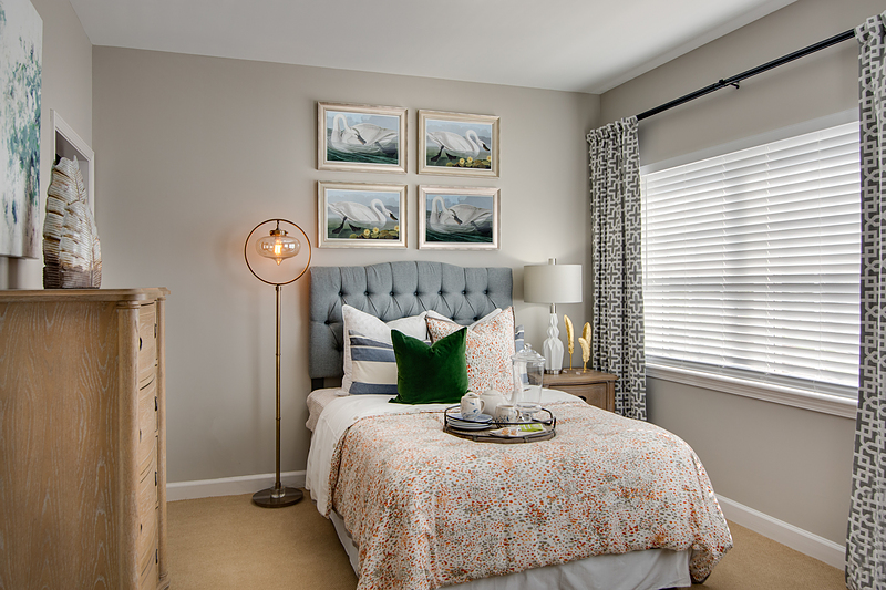 Atlas Senior Living | Alpharetta Bedroom
