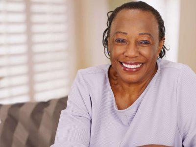 Atlas Senior Living | Senior woman smiling